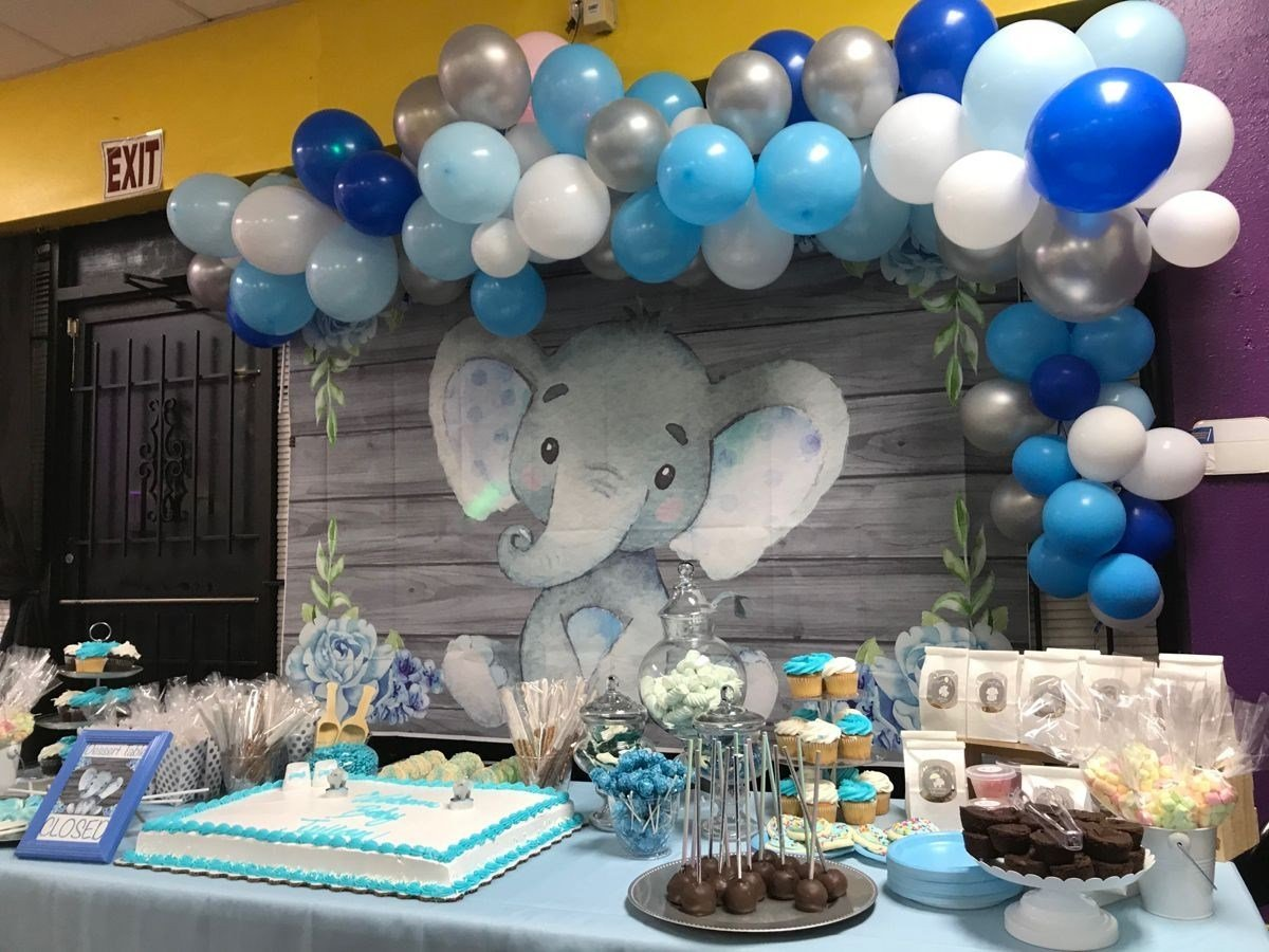 10 Cute Elephant Baby Shower Decorations Ideas - WBOC TV